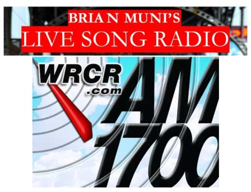 "WRCR ""Live Song Radio"" Appearance Mon. Aug. 7"