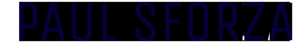 Paul Sforza Retina Logo